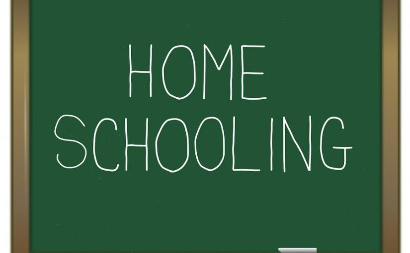 Homeschooling Concept.